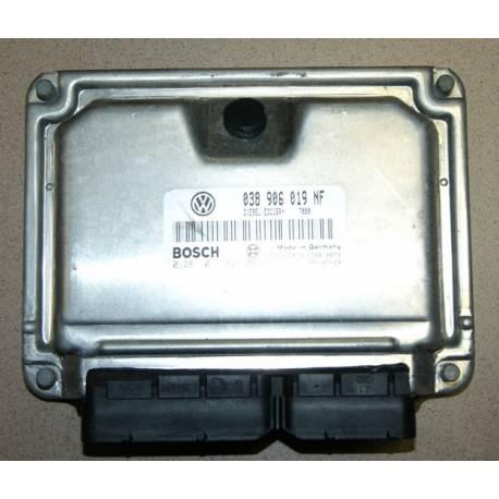 Calculateur moteur 038 906 019 NF