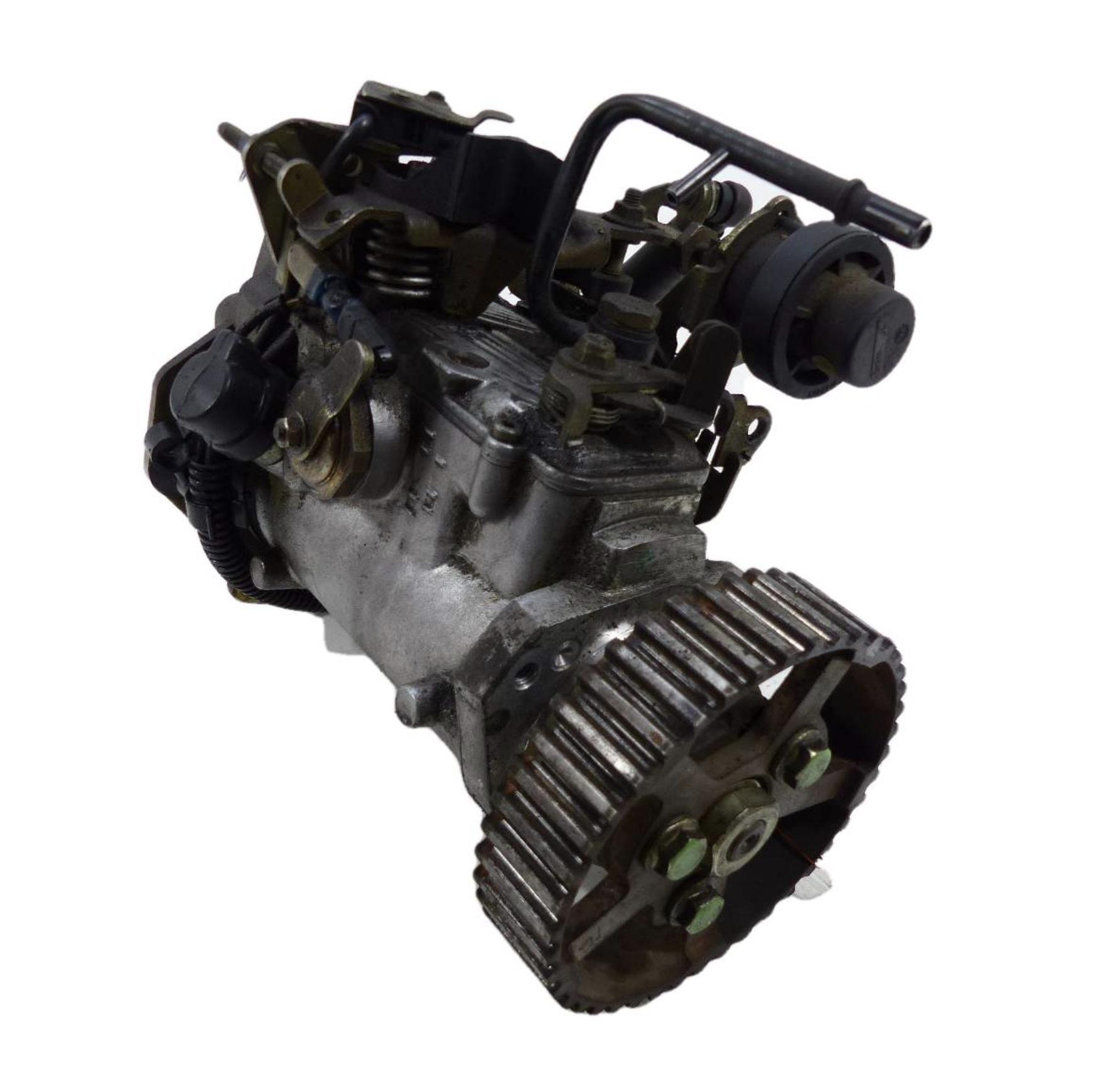 Diesel fuel injection pump peugeot 206, citroen berlingo 1.9d ref  r8445b350a, sale auto spare part on pieces-okaz.com