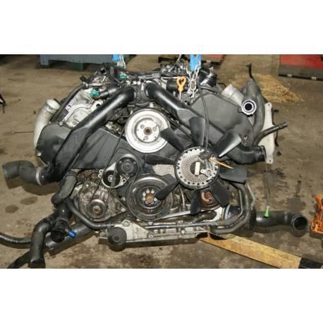 Moteur d'occasion pour Audi A4 S4 / A6 / A8 2L7 type AJK / AGB / ARE / DES
