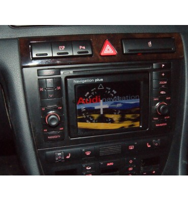 Navigation system GPS for AUDI A6 4B