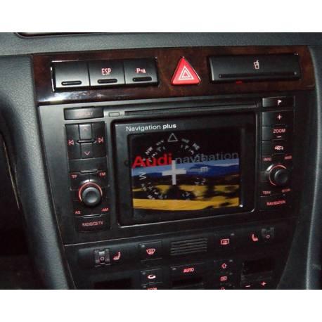 Système de navigation GPS pour AUDI A6 4B