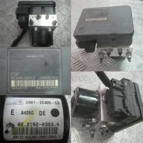 BLOC ABS Mazda V ref 5N61-2C405-CB ate 06.2102-0393.4