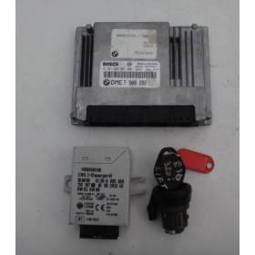 Engine control / unit ecu motor BMW E46 318 N42 ref 7508292