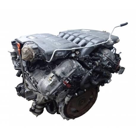 Engine motor AUDI A8 D3 W12 6.0 type BHT