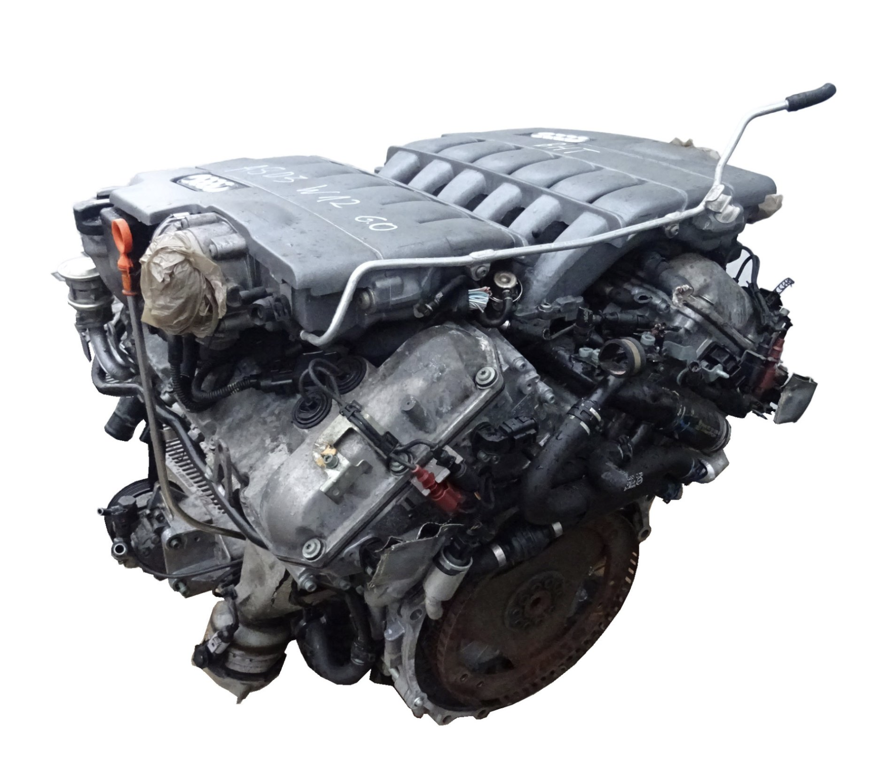 Engine Motor Audi A8 D3 W12 60 Type Bht Sale Auto Spare Part On Harley Motorcycle Drawing Vquad And Method