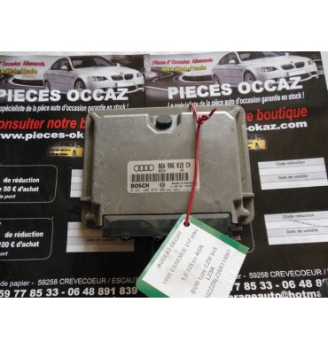 Calculateur moteur 06A 906 018 CN
