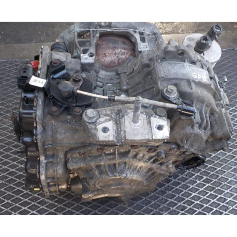 automatic gearbox vw sharan seat alhambra ford galaxy 1.9 tdi type