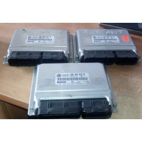 MOTOR UNIDAD DE CONTROL ECU Audi Skoda VW 1L8 Turbo ref 4B0906018CG 4B0906018DC 4B0997018NX Bosch 0261207215 0261207215