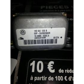 Capteur combiné d'accélération ESP G419 ref 1K0907655B
