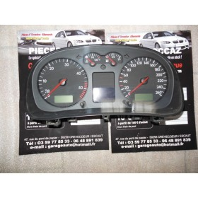 Compteur / combiné porte-instruments ref 1J0920826C / 1J0920826CX