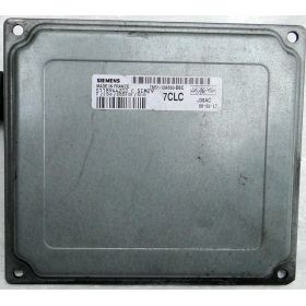 Calculateur moteur pour Ford Focus 1.6 ref 7M51-12A650-BBC 7M5112A650BBC