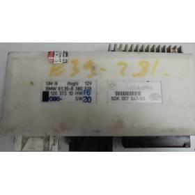 CONTROL MODULE UNIT  BMW E39 61.35-8380519