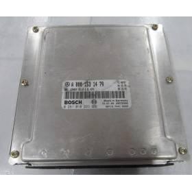 ENGINE CONTROL UNIT ECU MERCEDES W202 2.2 CDI ref 0281010223 A0001531479
