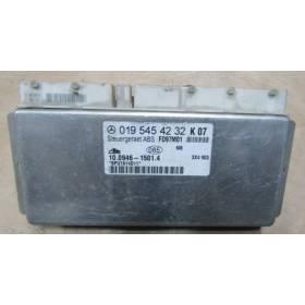 ABS - MERCEDES CLASS C - 0195454232 K07