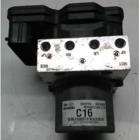 ABS unidad de control Kia Soul 58910-2K960 BH6013H114