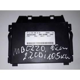 CALCULATEUR controleur de boite MERCEDES A0305452332 5WP20005BB