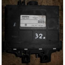 Calculateur de boite VW 01M927733BD 5WK3362A