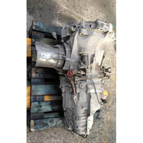 Boite de vitesses mécanique 6 rapports pour Audi A4 / A6 type HVD / JMC / FZJ