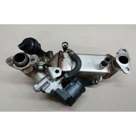Cooler for recirculation of exhaust gas BMW 325d E90 N57 ref 780544607