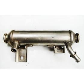 Cooler for recirculation exhaust gas SAAB 93 II Opel Signum Vectra C Zafira B Astra H Fiat Croma II Alfa Romeo 1.9 JTD 55202430