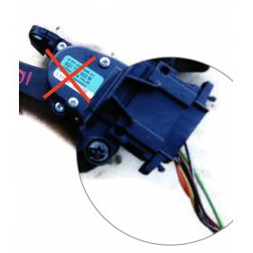 Faisceau de pédale d'accélérateur avec module électronique VW / Audi / Seat / Skoda ref 6Q1721503C 6Q1721503M
