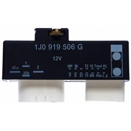 Relais calculateur pour ventilateur du radiateur ref 1J0919506G