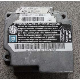 Calculateur d'airbag ALFA ROMEO SPIDER 156 / 147 GTV 60669250 313049