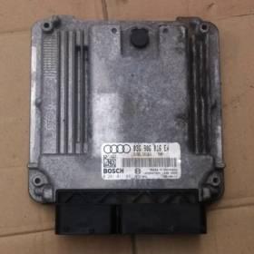 MOTOR UNIDAD DE CONTROL ECU Audi A3 2L TDI ref 03G906016EA BOSCH 0281011891
