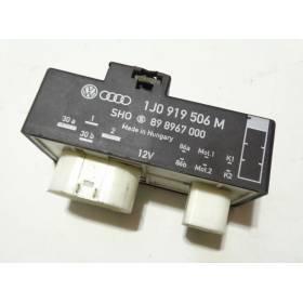 Relais calculateur pour ventilateur du radiateur ref 1J0919506M / 1JO919506M