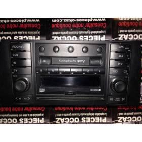 Autoradio CD pour Audi A4 B5 ref 8D0035195
