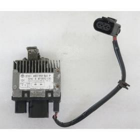 Calculateur pour ventilateur radiateur pour Audi A4 ref 8E0959501Q