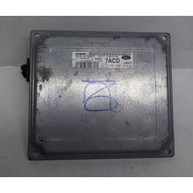 Engine control / unit ecu motor Ford Ka 1.3 ref  5S51-12A650-BD Siemens S118685021E