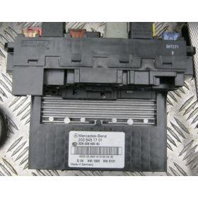 Porte-fusible SAM BSI MERCEDES 203 209 2035451701 2035451701 5DK00848540 Q04