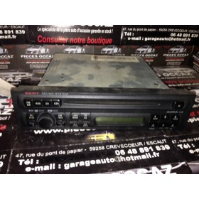 Car radio CD for Seat Leon 1
