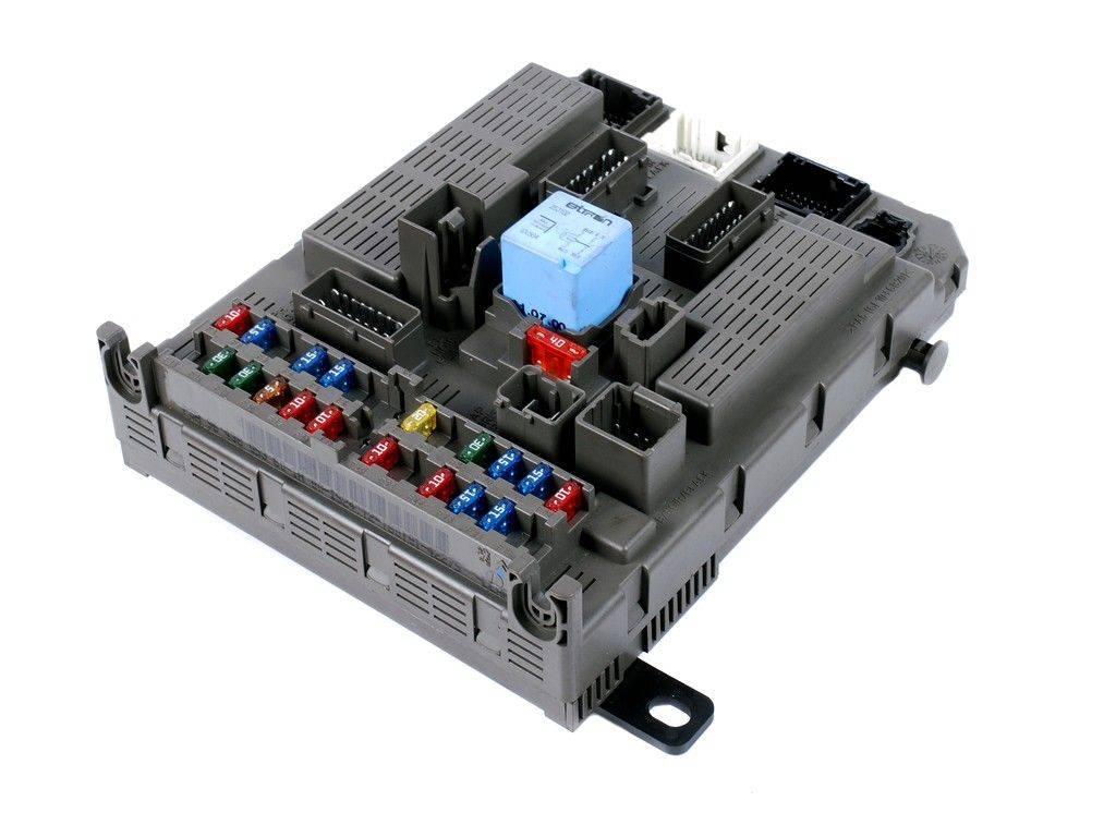 Fuse Box Module Bsm Citroen C5 18 20 22 16v Hdi Sale Auto Spare Part On
