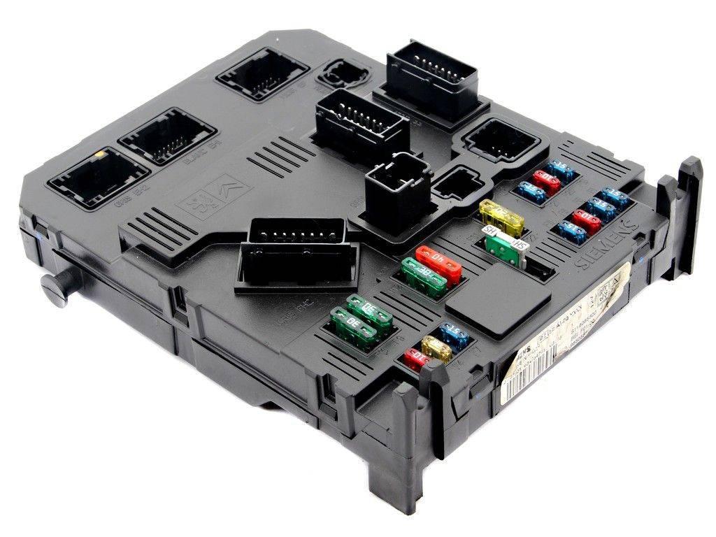 Fuse box module bsi citroen c3 1.1 1.4 1.6 16v hdi, sale auto spare part on  pieces-okaz.com