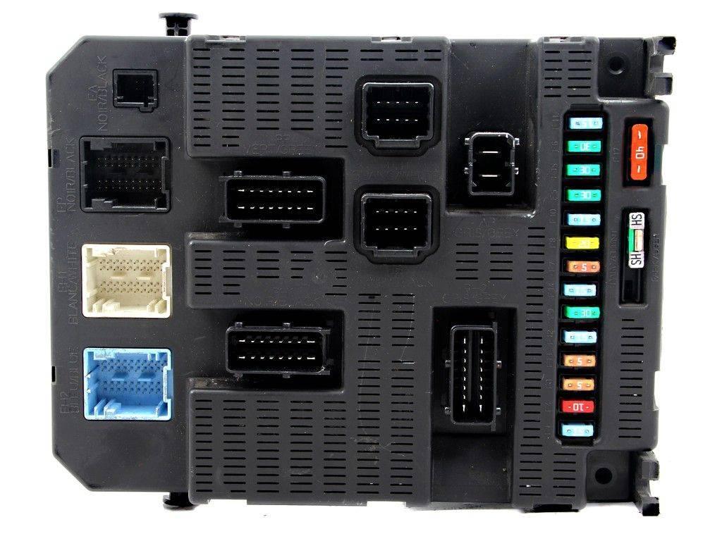 Fuse box module bsi fiat ulysse 9659285280, sale auto spare part on  pieces-okaz.com