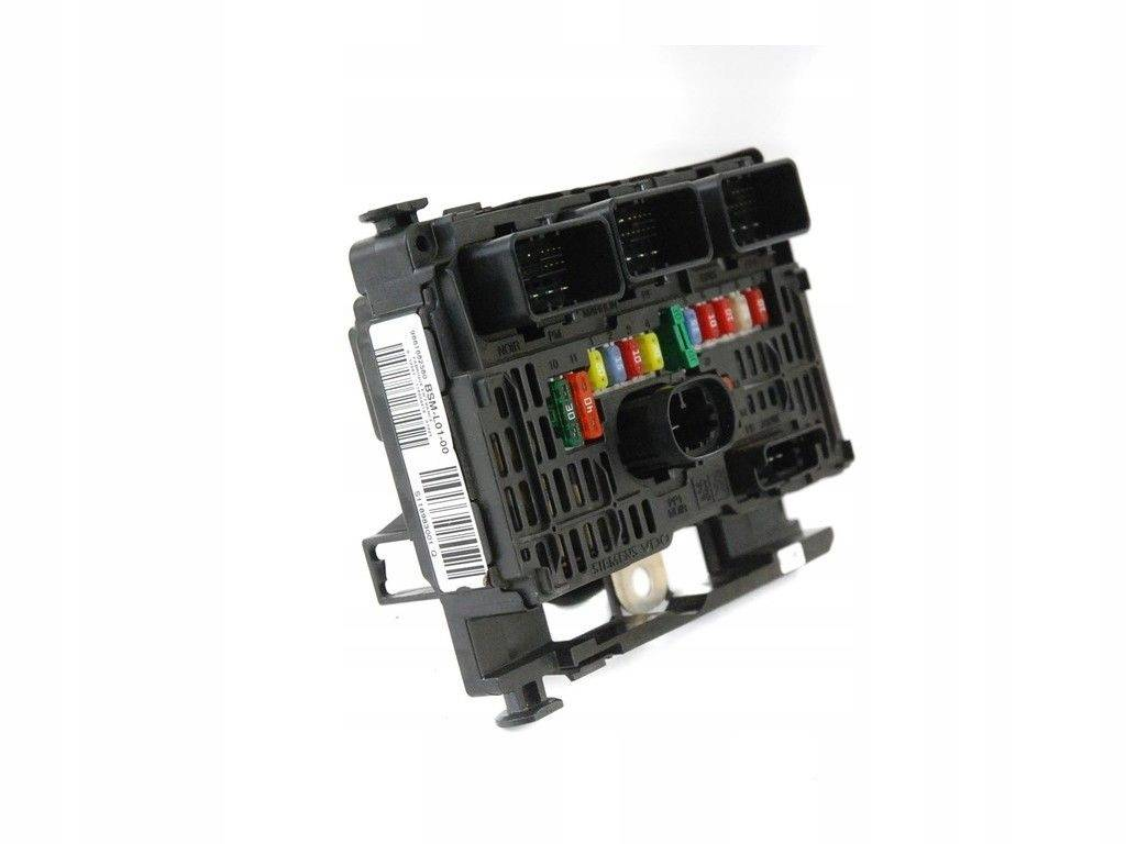 Fuse Box Module Bsm Peugeot 407 27 22 20 16 Hdi Sale Auto Spare Location Part On