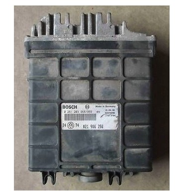Injection engine control for VW Golf 3 VR6 ref 021906256