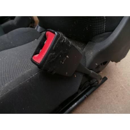 Jeu de 2 boitiers de verrouillage de ceinture pour Audi A3 8P