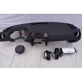 Planche de bord complète avec airbag sac gonflable ceinture pretentionneur Audi TT 8J