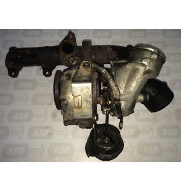TURBO for 2L TDI BMM / BMN ref 03G253014N