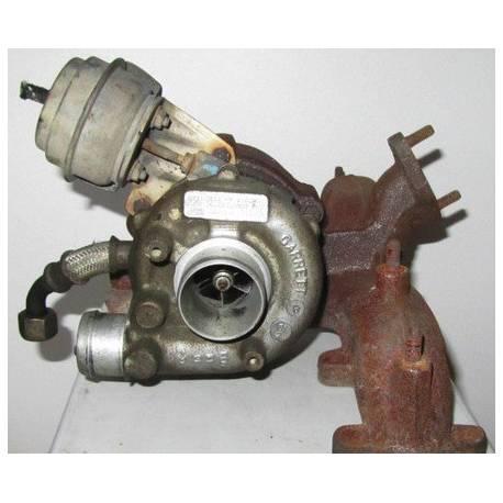 Turbo pour 1L9 TDI 110 cv moteur AHF