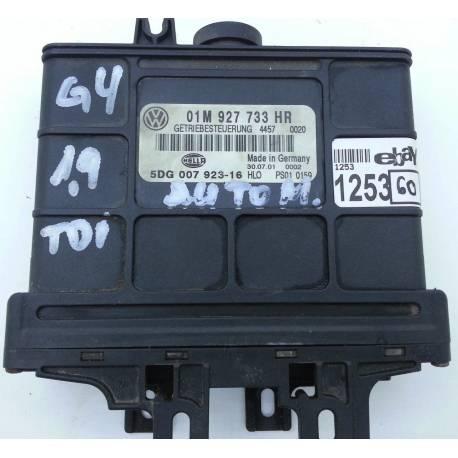 Calculateur électronique pour boite de vitesses automatique ref 01M927733HR / 01M927733LJ / 5DG007923-16