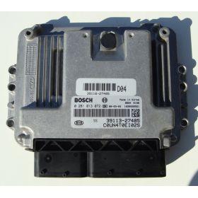Calculateur moteur KIA CARENS III 2.0 CRDI Ref 39113-27485 0281013072