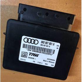 Calculateur d'aide au stationnement Audi A4 / A5 / Q5 / RS5 ref 8K0907801H avec pates de fixation abimées