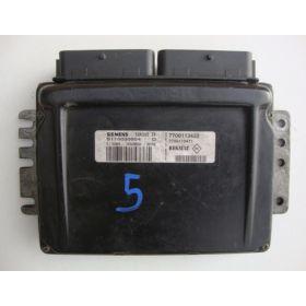 Calculateur RENAULT  7700113422 7700110471 Siemens SIRIUS32 S110030004D