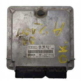 KOMPUTER SILNIKA / STEROWNIK Audi A2 1.6 Ref 036906013F 0261S01009