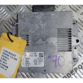 Boitier contrôle calculateur gaz GPL CHEVROLET AVEO / SPARK ref DE815033-1