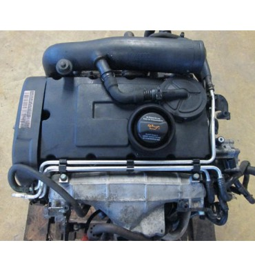 Motor engine 2L TDI 140 16 type BKD with injection